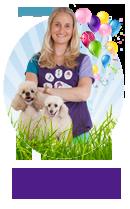 הפעלות לימי הולדת עם כלבים